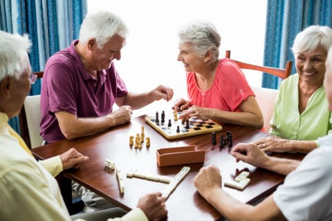 Why Board Games Are Good for the Elderly