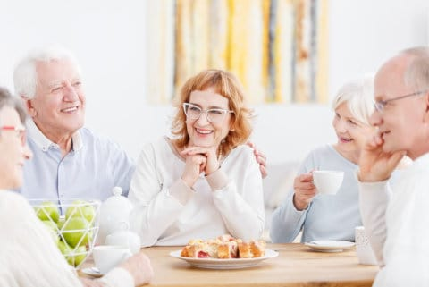 Health Tips: Healthy Snacks for Seniors