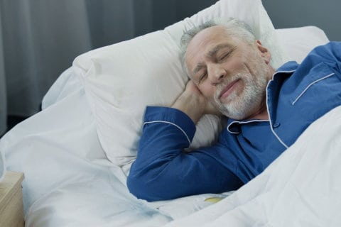 Senior Care: Dealing With Sleep Changes
